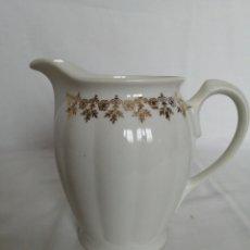 Antigüedades: JARRA PORCELANA SANTA CLARA. Lote 223240316