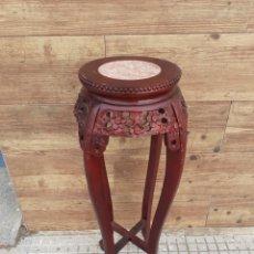 Antiquités: MACETERO DE PÌE ORIENTAL. Lote 223246813