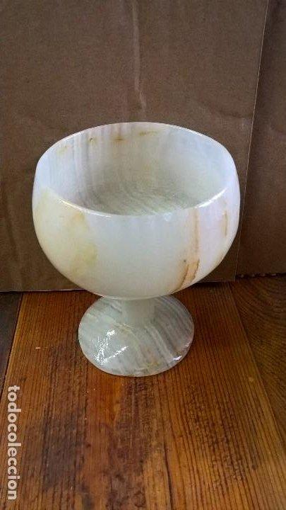 Antigüedades: Onix. 5 copas. - Foto 3 - 223329172