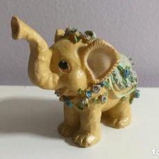Antigüedades: PEQUEÑA FIGURA DE ELEFANTE.. Lote 223358518