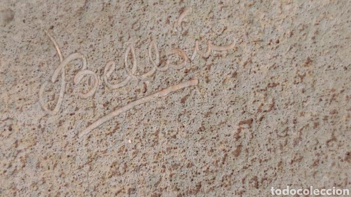 Antigüedades: Botija decoración BELLON - Foto 5 - 223365961
