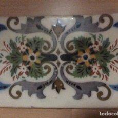 Antigüedades: TROZO DE GRECA ANTIGUA 19X13CM.CERAMICA. Lote 223372985