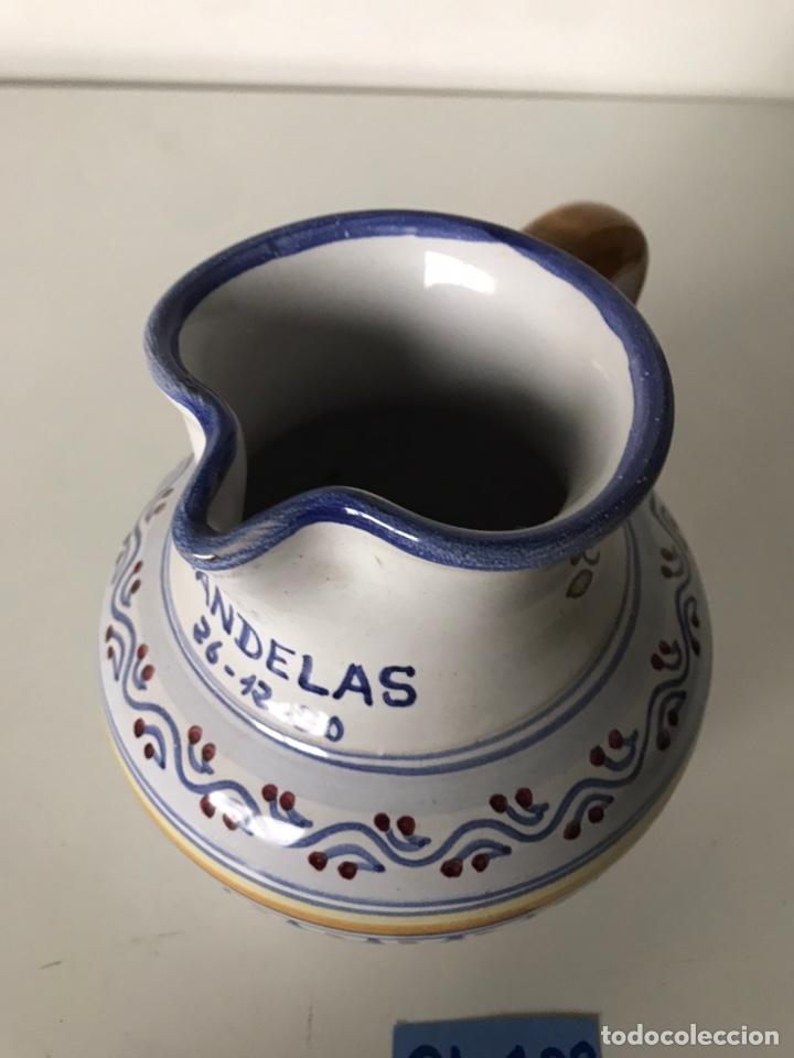 Antigüedades: PEQUEÑA JARRA TALAVERA - Foto 2 - 223408751