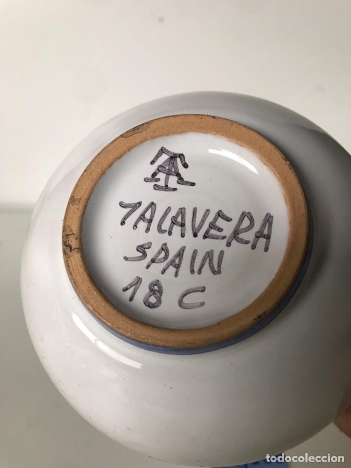 Antigüedades: PEQUEÑA JARRA TALAVERA - Foto 4 - 223408751