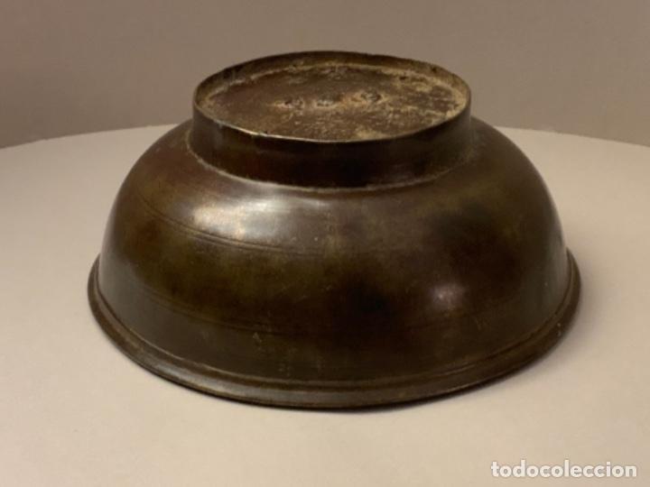 Antigüedades: CUENCO TIBETANO (s.XIX) - Foto 3 - 236461045