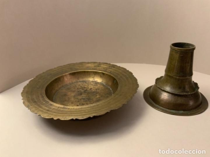 Antigüedades: INCENSARIO TIBETANO (s.XIX) - Foto 6 - 223620342