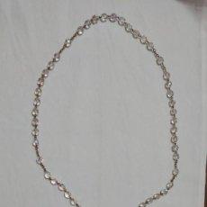 Antigüedades: BONITO ROSARIO CUENTAS DE CRISTAL. Lote 223659172