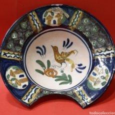 Antigüedades: PUENTE DEL ARZOBISPO. BACÍA DE BARBERO, ALFAR DEL RÍO.. Lote 223673673