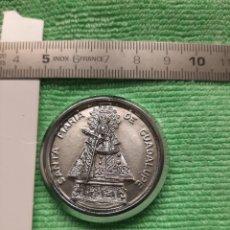 Antigüedades: MEDALLA VIRGEN DE GUADALUPE PARA EL COCHE. Lote 223682982