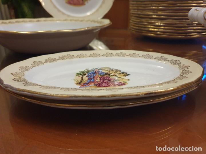 Antigüedades: Antigua vajilla francesa, una belleza - Foto 8 - 223751911