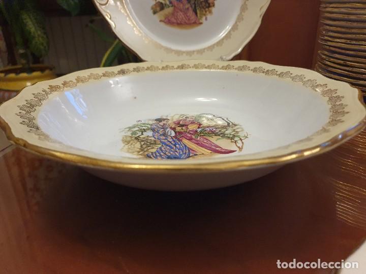 Antigüedades: Antigua vajilla francesa, una belleza - Foto 10 - 223751911