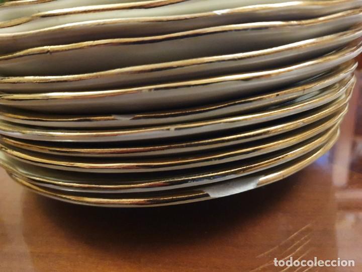 Antigüedades: Antigua vajilla francesa, una belleza - Foto 12 - 223751911