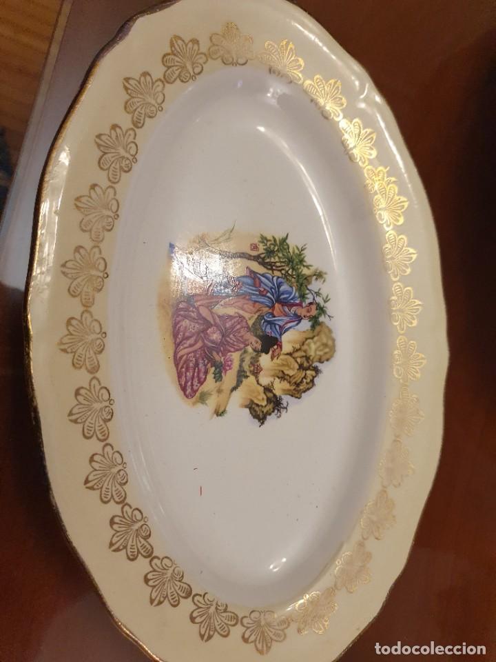 Antigüedades: Antigua vajilla francesa, una belleza - Foto 18 - 223751911