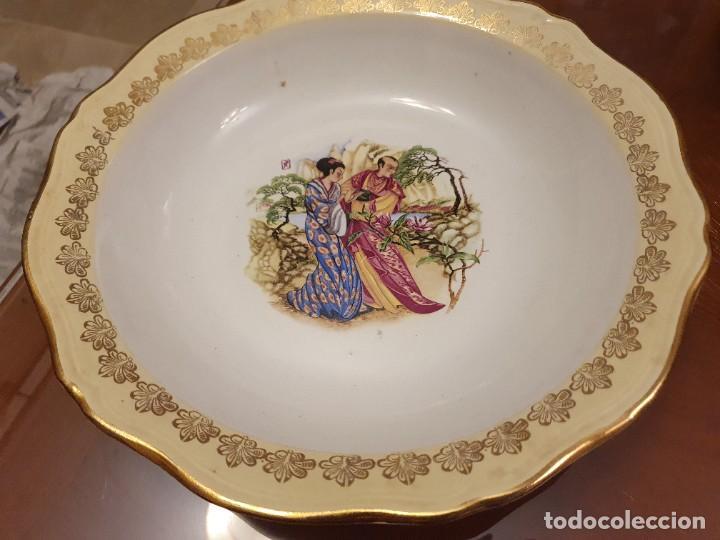 Antigüedades: Antigua vajilla francesa, una belleza - Foto 19 - 223751911