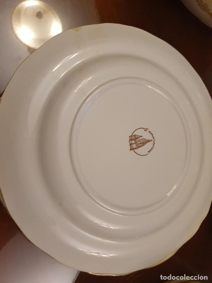 Antigüedades: Antigua vajilla francesa, una belleza - Foto 29 - 223751911
