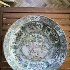 Oggetti Antichi: PORCELANA CHINA, CANTÓN, SIGLO XIX. 40,5 CM. Lote 223805342