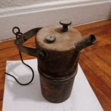 Antigüedades: CARBURO. Lote 223845121