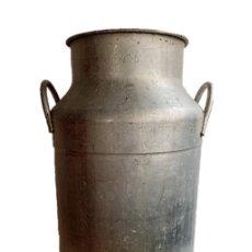 Antiquités: AUTENTICA ANTIGUA LECHERA 40 LITROS P.S.XX. Lote 223901918