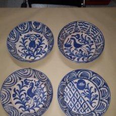 Antiquités: 4 FUENTES DE FAJALAUZA. Lote 223975553