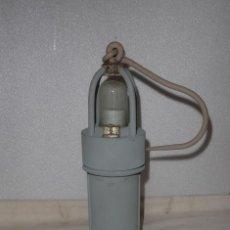 Antigüedades: LAMPARA DE MINERO. Lote 223991552
