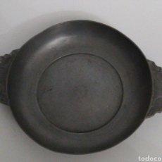 Antigüedades: BERNEGAL TEMBLADERA CATAVINOS DE ESTAÑO ANTIGUO. FRANCIA?. Lote 224017141