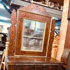 Antiquités: CONSOLA ISABELINA.. Lote 224038702