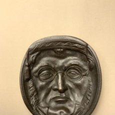 Antigüedades: PEQUEÑA BANDEJA FUNDICIÓN (S.XIX). Lote 224116025