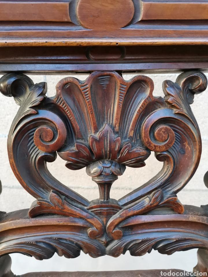 Antigüedades: Silla Victoriana del XIX - Foto 3 - 224158248