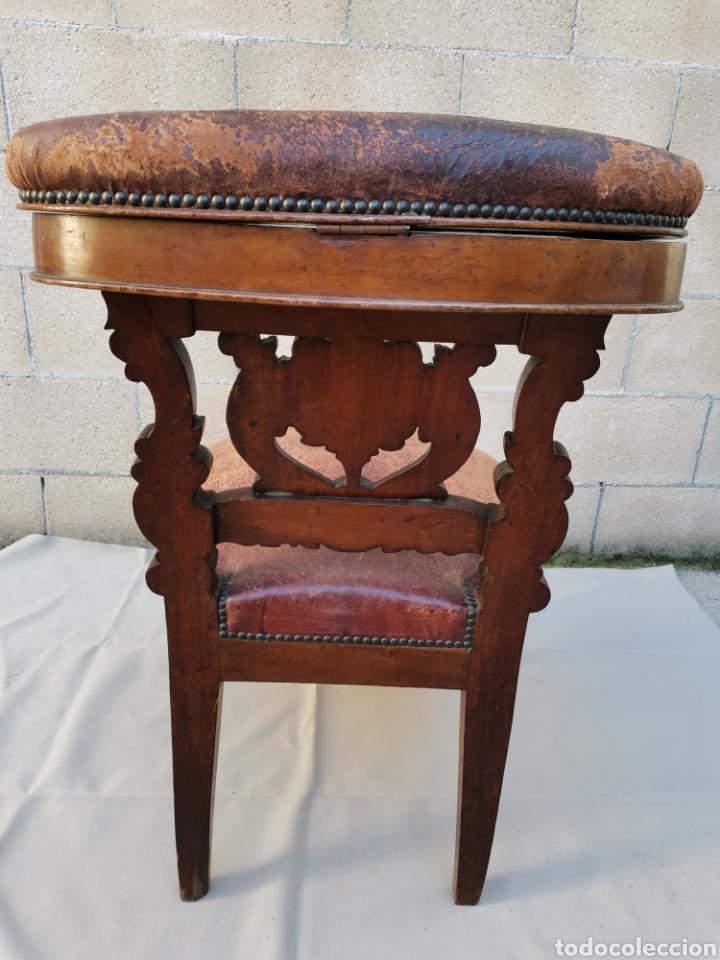 Antigüedades: Silla Victoriana del XIX - Foto 6 - 224158248