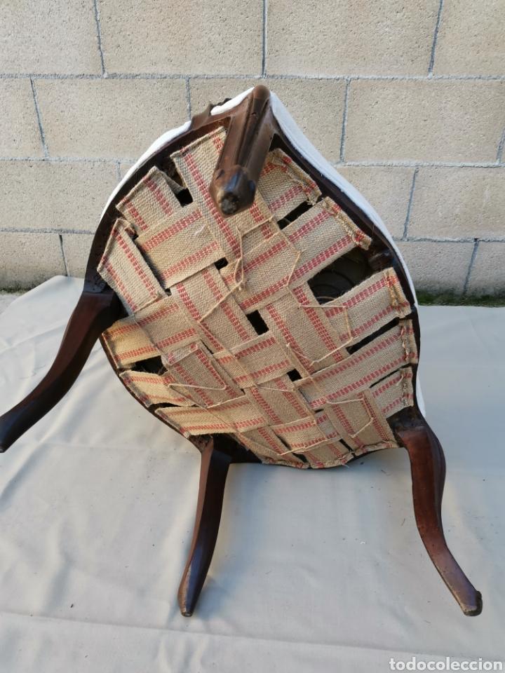 Antigüedades: Silla del xviii - Foto 5 - 224158435