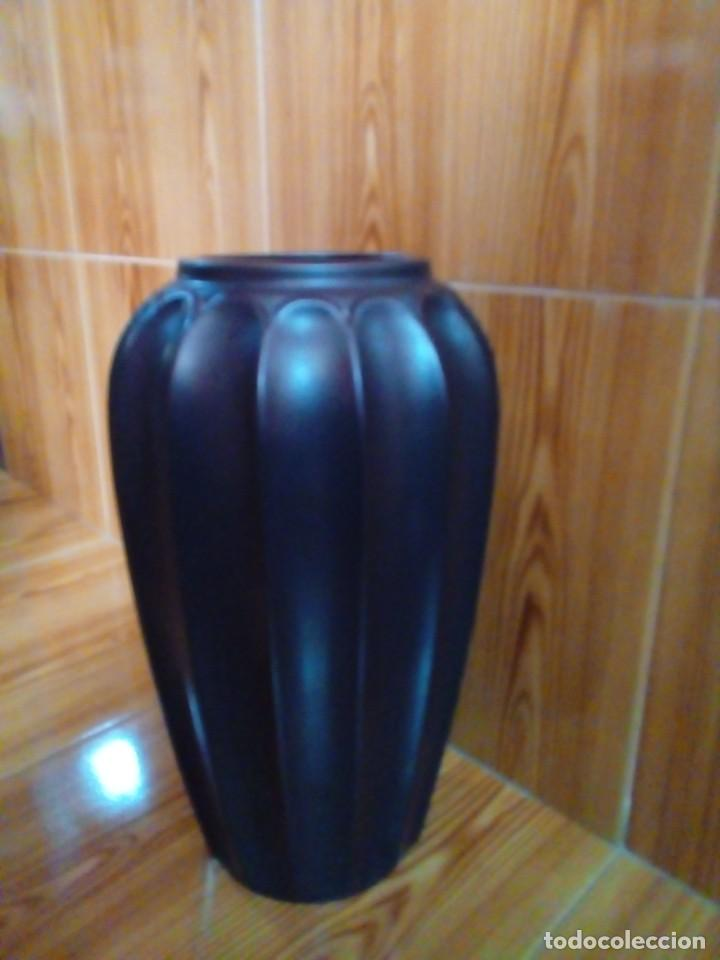 Antigüedades: enorme jarron florero - Foto 2 - 224162128