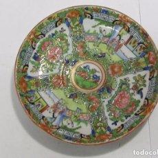 Antigüedades: PLATO PORCELANA CHINA 19 CMS. Lote 224171012