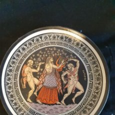 Antigüedades: PLATO GRIEGO 24 CM. Lote 224216897