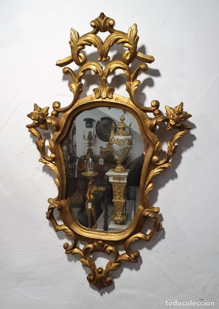 CORNUCOPIA DE MADERA (Antigüedades - Muebles Antiguos - Cornucopias Antiguas)