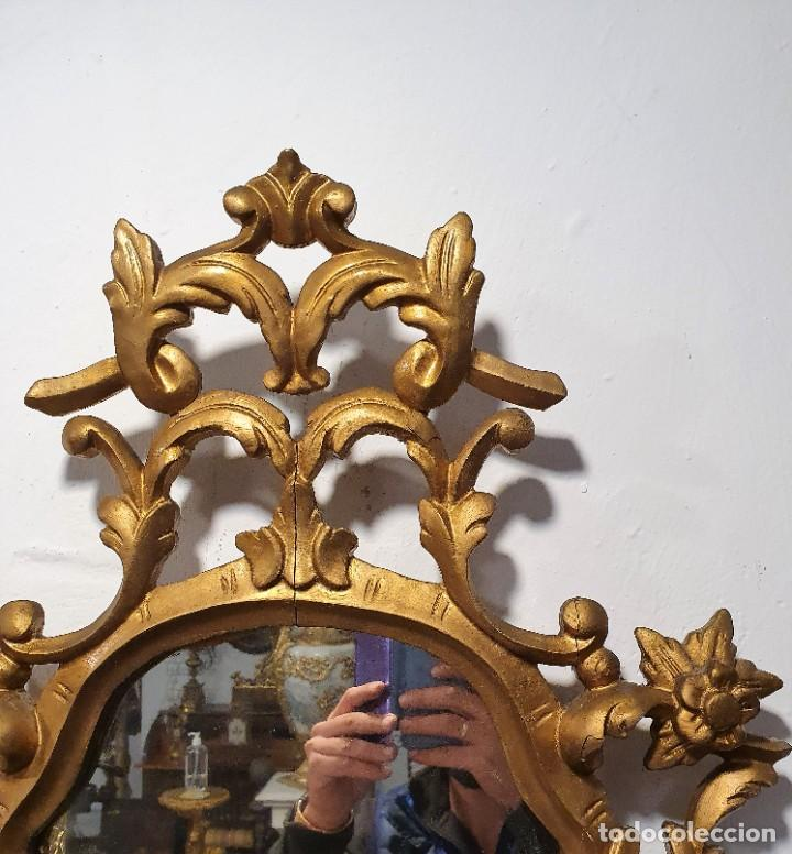 Antigüedades: CORNUCOPIA DE MADERA - Foto 2 - 224271515