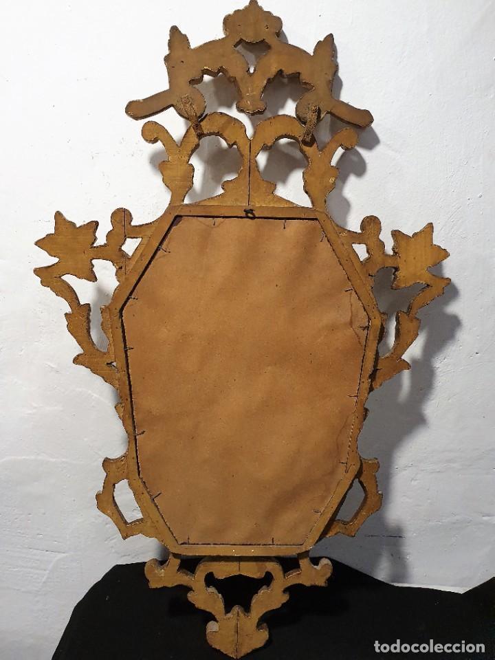 Antigüedades: CORNUCOPIA DE MADERA - Foto 3 - 224271515