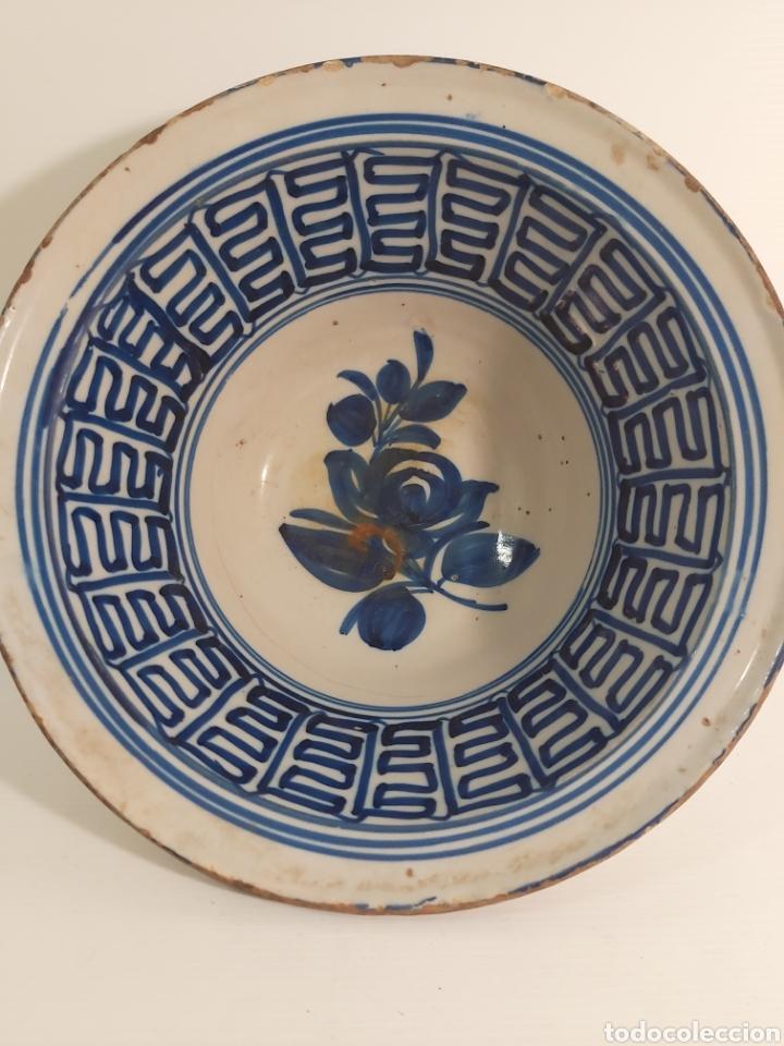 FUENTE DE FAJALAUZA S XX (Antigüedades - Porcelanas y Cerámicas - Fajalauza)