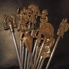 Antigüedades: ANTIGUOS PINCHOS / ESPADINES TURCOS.. Lote 224350837