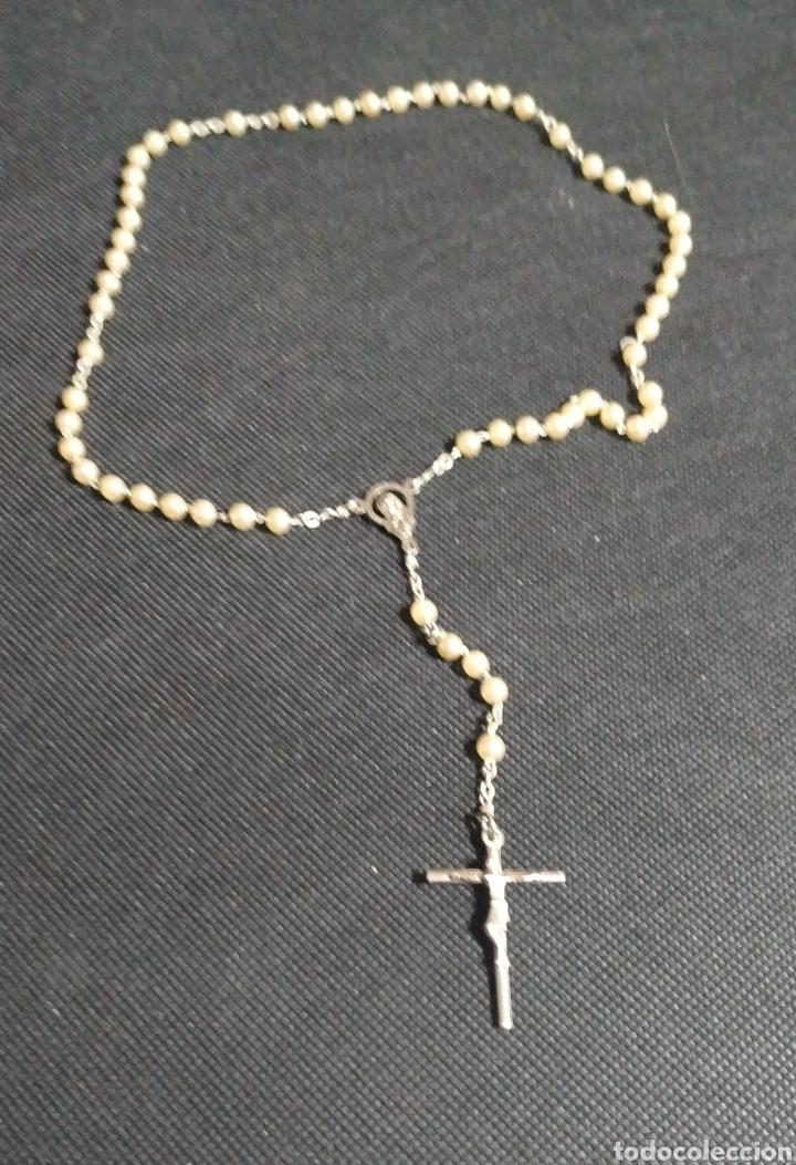 Antigüedades: Rosario de perlas - Foto 4 - 224334618