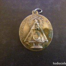 Antiguidades: OCAÑA TOLEDO MEDALLA EN PLATA CONSILIARIOS NUESTRA SEÑORA DE LOS REMEDIOS 2 X 3 CMTS 9 GRAMOS. Lote 224415787