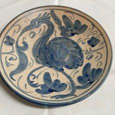 Antigüedades: PLATO DE CERÁMICA PUNTER Gª. Lote 224487717
