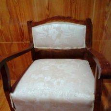 Antigüedades: BONITO SILLON BUTACA. Lote 224507981