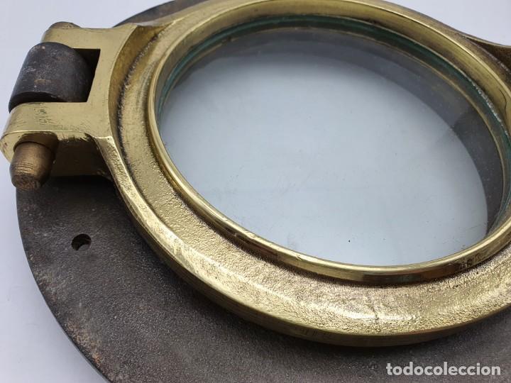 Antigüedades: ANTIGUO OJO DE BUEY BARCO - Foto 2 - 224583313