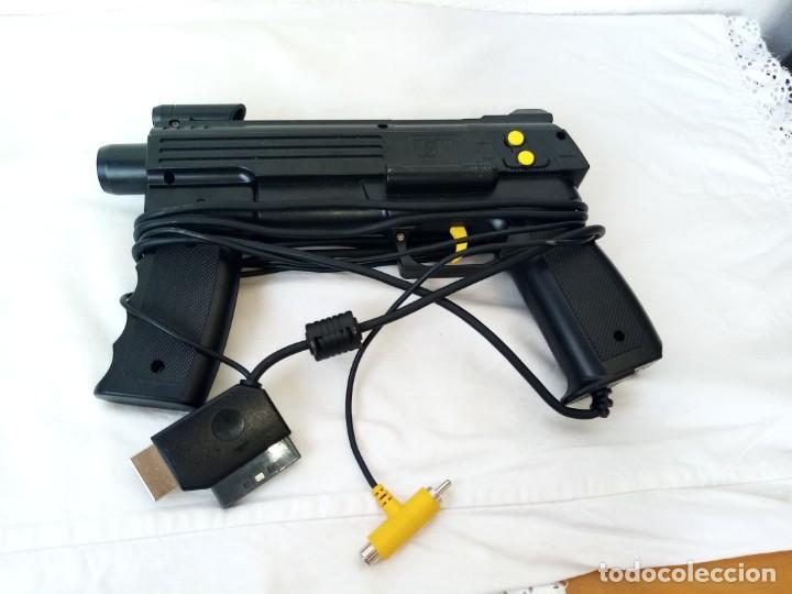 Antigüedades: Pistola para la nintendo nes original. - Foto 2 - 224604258