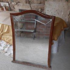 Antigüedades: BONITO ESPEJO TRABAJADO. Lote 224614147