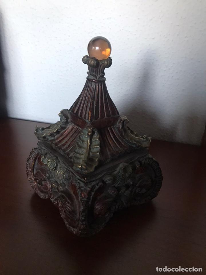 PRECIOSA CAJA (Antigüedades - Hogar y Decoración - Cajas Antiguas)