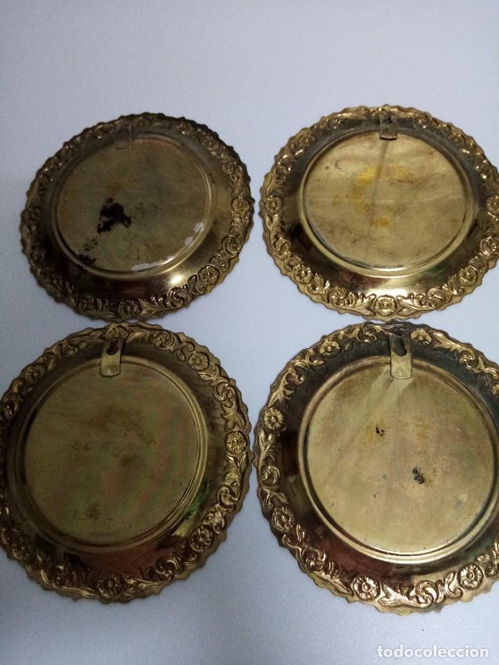 Antigüedades: Platos ornamentales - Foto 2 - 224682655