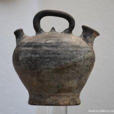 Antiquités: BOTIJO DE SANT CELONI - CANTIR. Lote 224697033