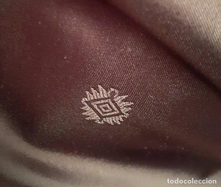 Antigüedades: Abrigo largo de lomos de visón auténtico - Foto 8 - 224775343