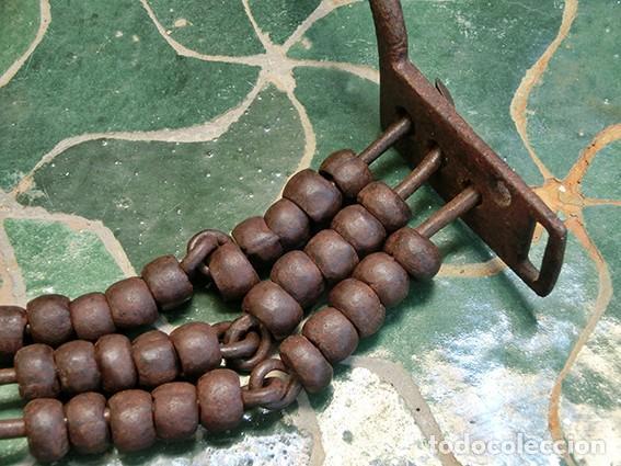 Antigüedades: ANTIGUO BOCADO PARA CABALLO - PIEZA DE COLECCIÓN - CABALLERÍA - HIERRO - - Foto 2 - 224776700